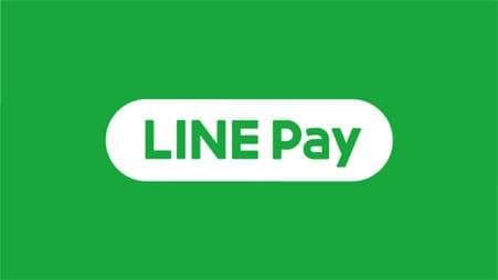 LINEpayのロゴ