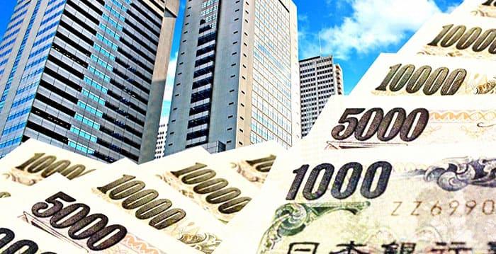 高層ビルとお金